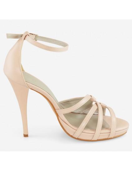 Sandale piele D54 - orice culoare