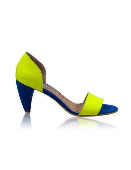 Sandale Piele Style Electric N2 - orice culoare