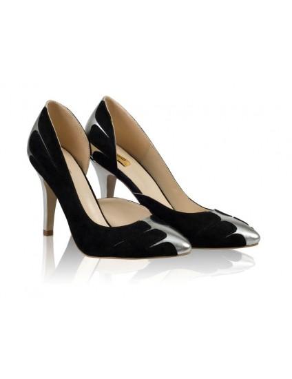 Pantofi dama piele N10 - orice  culoare