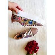 Pantofi Dama Sport Alb Dorothy T1 - orice culoare