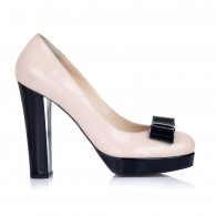 Pantofi Dama Piele Lacuita Lolita L12 - orice culoare