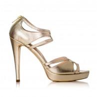 Sandale Dama Piele Auriu Margot F22 - orice culoare