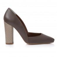 Pantofi Dama Piele Verde Iris E5 - orice culoare