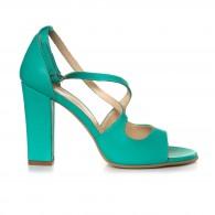 Sandale Piele Turcoaz Iris E2  - orice culoare