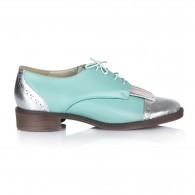 Pantofi Oxford piele cu franjuri Fashion V23 - orice culoare