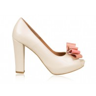 Pantofi mireasa N9 Pink Bride - orice culoare