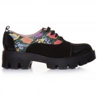 Pantofi Dama Snake Color Debbie T2  - orice culoare