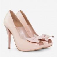 Pantofi piele naturala D39 - orice culoare