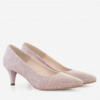 Pantofi piele naturala D45 - orice culoare