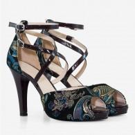 Sandale piele naturala D46 - orice culoare