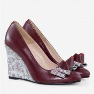 Pantofi piele naturala D48 - orice culoare
