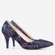 Pantofi piele naturala D51 - orice culoare