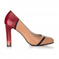 Pantofi Dama Fashion Toc Color S14 - orice culoare