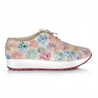Pantofi Dama Sport Piele Floral V24 - orice culoare