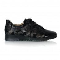 Pantofi Sport Piele Negru Model T24 - orice culoare
