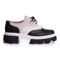 Pantofi Piele Nude Talpa Bocanc Sebastian V9  - orice culoare