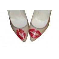 Pantofi pictati manual Mary Kiss - orice culoare