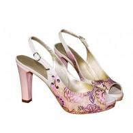 Pantofi Pictati P106 - orice culoare