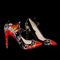 Pantofi Pictati P116- orice culoare