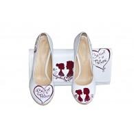 Pantofi Pictati Manuela happy Bride - orice culoare