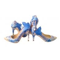 Pantofi Pictati P141 - orice culoare