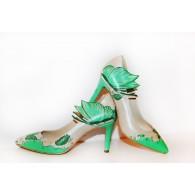 Pantofi Pictati P157 - orice culoare