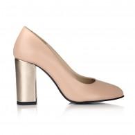 Pantofi Dama Piele Anais Nude V40 - orice culoare