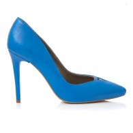 Pantofi Stiletto Albastru Electric Sonia E8 - Orice Culoare