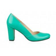 Pantofi din piele naturala N50 - orice culoare