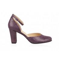 Pantofi din piele naturala N64 - orice culoare
