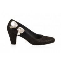 Pantofi din piele naturala N86 - orice culoare