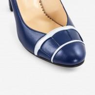 Pantofi dama din piele naturala D47 - orice culoare