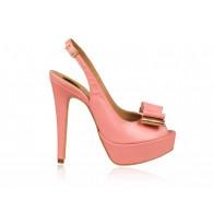 Sandale Dama Piele Roz Sweety N24 - Orice culoare