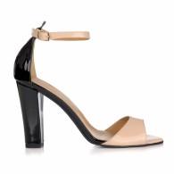 Sandale Piele Lacuia Nude Elegant L1 - orice culoare