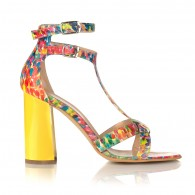 Sandale Piele Multicolor Lolly Pop C11 - orice culoare