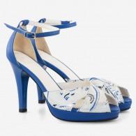 Sandale Dama Piele D54 - orice culoare