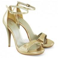 Sandale Piele Auriu Light Shine D17 - orice culoare