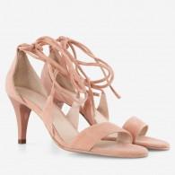 Sandale Piele cu Barete Pe Picior D12 - orice culoare
