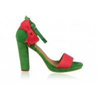 Sandale dama piele N20 - Orice culoare