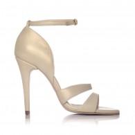 Sandale Dama Piele Auriu Ammy - orice culoare