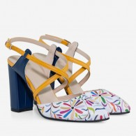 Sandale piele D24 - orice culoare