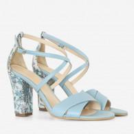 Sandale piele D40 - orice culoare