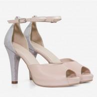 Sandale piele D55 - orice culoare