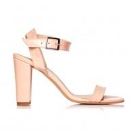 Sandale dama piele nude Confort S7 - Orice culoare