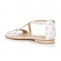 Sandale dama piele fluturi Lore I3- orice culoare