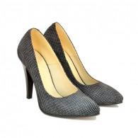 Pantofi Dama D118 Piele Naturala - orice culoare