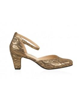 Pantofi din piele naturala N60 - orice culoare