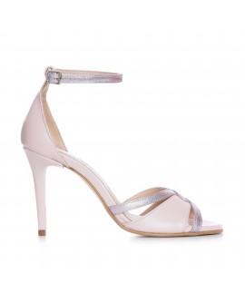 Sandale Elegante Piele Nude Ingris E3 - orice culoare