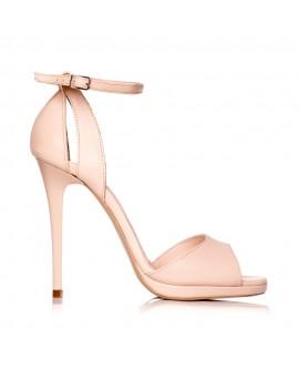 Sandale dama piele nude Lola S2 - Orice culoare