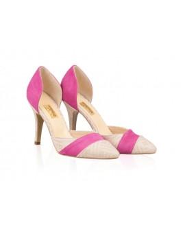 Pantofi Dama Piele N47 - orice culoare